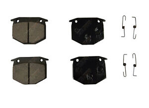 Disc Brake Pads Front DB1025 for Nissan Datsun 120Y 1977-1979 PBR Caliper