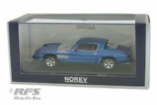 Chevrolet Camaro Z28 Baujahr 1980 blau blue 1:43 Norev 900016 NEU NEW
