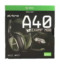 Astro A40 TR Headset + Mixamp M80 for XBOX One 3AS48-XOU9N-601 JHS10