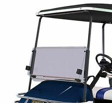 For 1994-2014 EZGO TXT & Medalist Folding Golf Cart Tinted Windshield