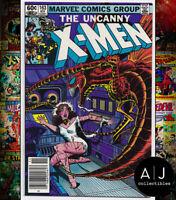 Uncanny X-Men #163 VF/NM 9.0 (Marvel)