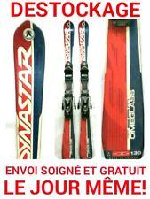 "ski enfant DYNASTAR ""OMEGLASS TEAM""  tailles:130cm/148cm"
