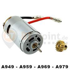 Wltoys A949 A959 A969 A979 K929 1:18 RC Car Auto 390 Motor 17 Zähne Gear Zahnrad