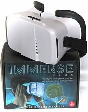Thumbs Up immergere PLUS Virtual Reality Cuffie 3D VR Smartphone Occhiali Nuovo