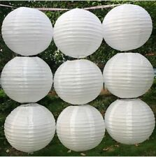Chinese Paper Lantern Ball Wedding Event Party Decoration 10/15/20/25/30/35/40cm