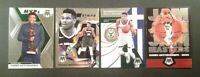 2019-20 Panini Mosaic GIANNIS Lot (4): MVP, Men of Mastery, Jam & Stare Masters