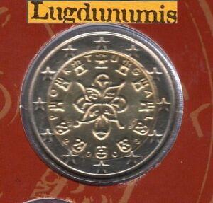 Portugal 2003 2 Euro BU FDC provenant du coffret 50000 exemplaires
