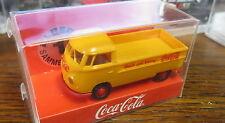 Brekina  _ VW T1 _ Pritsche _ Coca Cola  _ H2527