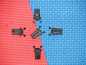 5x Push Taste für Saeco Primea Seitentür Siemens Bosch  Pulverfach Schnapp Taste