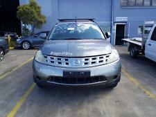 NISSAN MURANO 2005 VEHICLE WRECKING PARTS ## V000814 ##