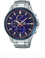 CASIO EDIFICE  Watch  EFV-520DB-2AV  Stainless Steel 100m  Men's Watches  EFV520