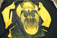 Sondico Black Yellow Motocross Long Sleeve Small Men's Shirt