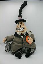 Disney's Nightmare Before Christmas 23� Twisted Head Mayor Plush Original 1993