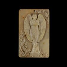 Bead Gg400046 Carved Angel