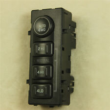 For Chevy GMC Sierra Silverado Yukon New 4WD Transfer Case Switch 19168767