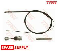 CABLE, PARKING BRAKE FOR BMW TRW GCH2617