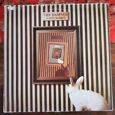 "THE DAMNED - WHITE RABBIT 12"" VINYL (1983) *PUNK *ROCK *GOTH *VANIAN *SENSIBLE"