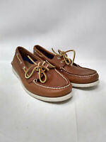 Sperry Men's Top-Sider Authentic Original 2 Eye Boat Shoe Tan 11.5 0532002 SP355