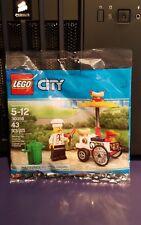 LEGO CITY HOTDOG STAND 30356 POLYBAG  2018