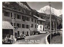 C003663    PRE  SAN  DIDIER  ALBERGO  GRAMMONT   AUTO  FIAT  LAMBRETTA  VG  1952
