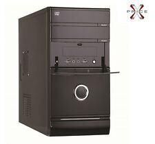 Case pc HITECH ATX mini tower XTREME alimentatore 570W ventola 12CM 24 PIN SATA