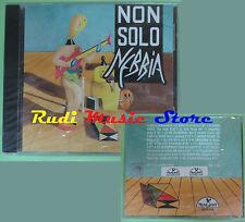 CD NON SOLO NEBBIA GIANNI FANTONI sigillato LIBAGIONS ANDREA POLTRONIERI (C23)