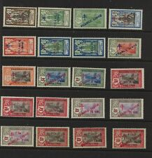France India 158-166, 199-209 Mint NH (10 groups)