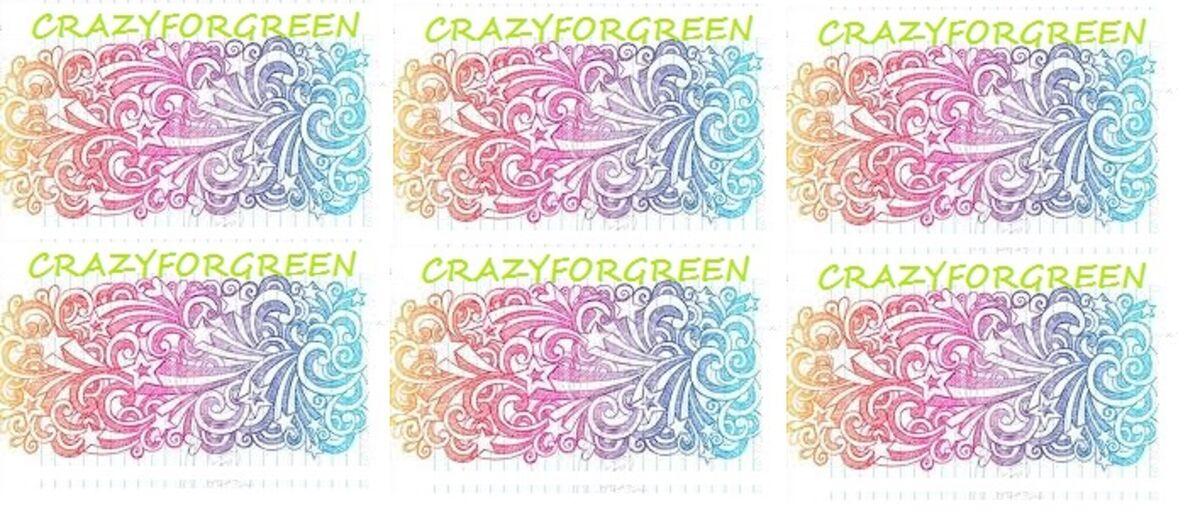 CRAZYFORGREEN-I SELL EVERYTHING
