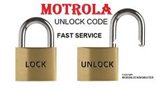 MOTOROLA Unlock Code Subsidy Code MOTO G5 XT1675 O2 EE VODAFONE All countries