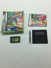 Mega Man Zero 4 (Nintendo Game Boy Advance GBA) Complete Authentic