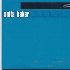Anita Baker-Youre My Everything promo cd maxi single 3 tracks