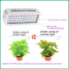 600W LED Grow Light Full Specturm lights for Greenhouse indoor Plant Flowering