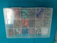Collection of Jewelry making beads