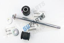 Genuine Rear Lateral Link Bolt Nut Bush Kit Fits: Subaru Impreza WRX STi 92-07