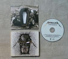 """CD AUDIO INT / METALLICA """"DEATH MAGNETIC"""" CD ALBUM DIGIPACK ÉDITION LIMITÉE 2008"""