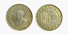 s728_163) British Commonwealth - JAMAICA GEORGE V -  1 PENNY 1919