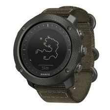 Suunto Traverse Alpha Foliage GPS Watch GLONAS Map Fishing Hunting Military