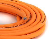 KnuKonceptz KCA NEON Kandy ORANGE Ultra Flex 4 Gauge Power / Ground Wire