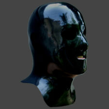 Gimp Sight Deprivation Latex Overhead Mask