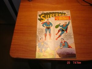 Superman  # 137 1960 Solid 4.5 VG+ GUIDES  $75.00 In This Grade  DC