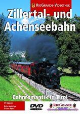 DVD Die Zillertal- und Achenseebahn Rio Grande