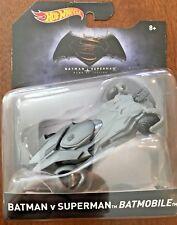 Hot Wheels - Batman v Superman Batmobile - MOC!!!