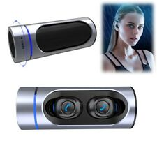 Tws True Wireless Mini Earbuds Bluetooth Headphones Headset for Samsung iPhone