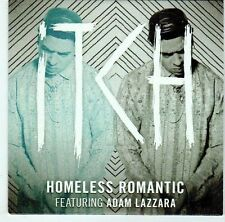 (EL967) Itch, Homeless Romantic ft Adam Lazzara - 2013 DJ CD