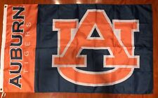 Auburn University 3x5 Feet Outdoor Flag w/Grommets Banner Tigers Alabama