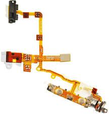 Headphone Audio Jack Flex Ribbon Cable Replacement Part for iPhone 3G 3GS BLACK
