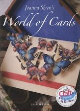 Joanna Sheen's World of Cards-ExLibrary