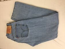 Vtg Levi Strauss And Co 501 Blue Jeans W33 X L34 Measures W32 x L32 Button Fly