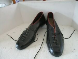Rechts black vintage cycling shoes EU44 UK10