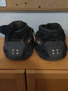 Old Mac Hoof Boots